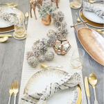 Christmas Table decorating Inspirations